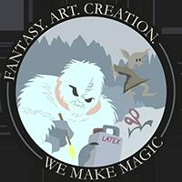 Fantasy Art Creation